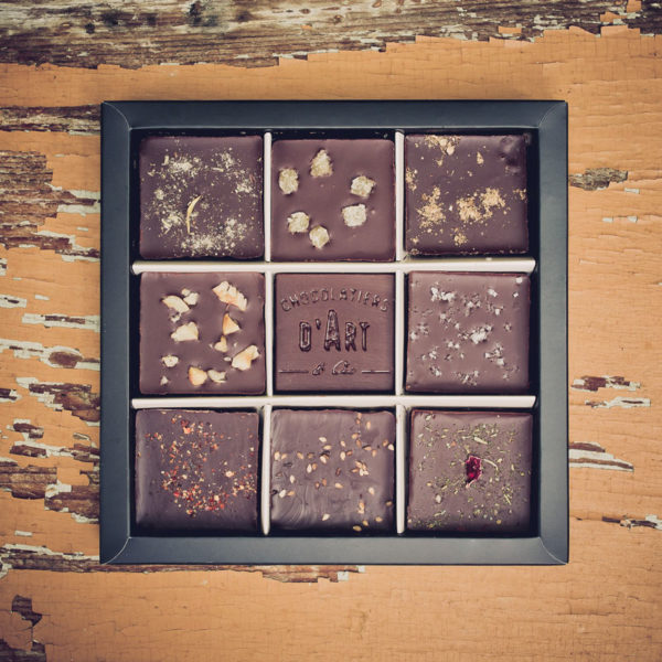 Chocolatiers d'art et Cie Coffret Assortiment