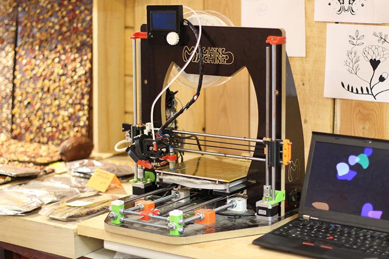 Chocolatiers d'Art et Cie - Imprimante 3D