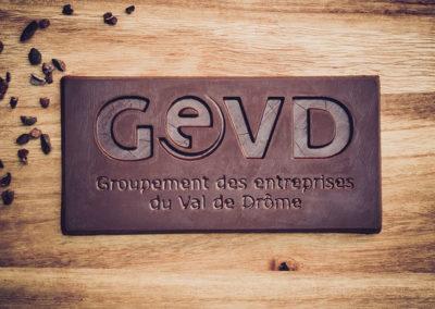 Chocolatiers d'art et Cie logo GEVD