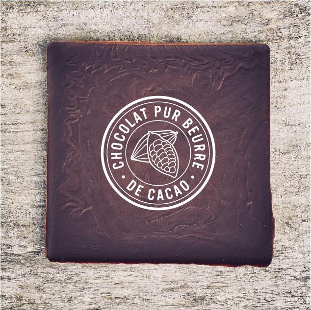 Chocolatiers d'Art et Cie - Label Pur Beurre de Cacao