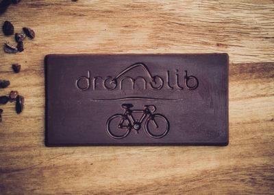 Chocolatiers d'art et Cie logo Dromolib