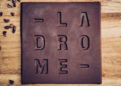 Chocolatiers d'art et Cie logo La Drôme