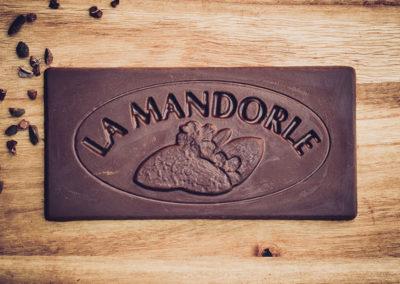 Chocolatiers d'art et Cie logo La Mandorle