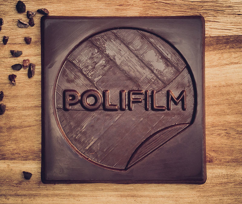 Chocolatiers d'art et Cie logo Polifilm
