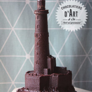 chocolatiers d'art et cie phare Armen