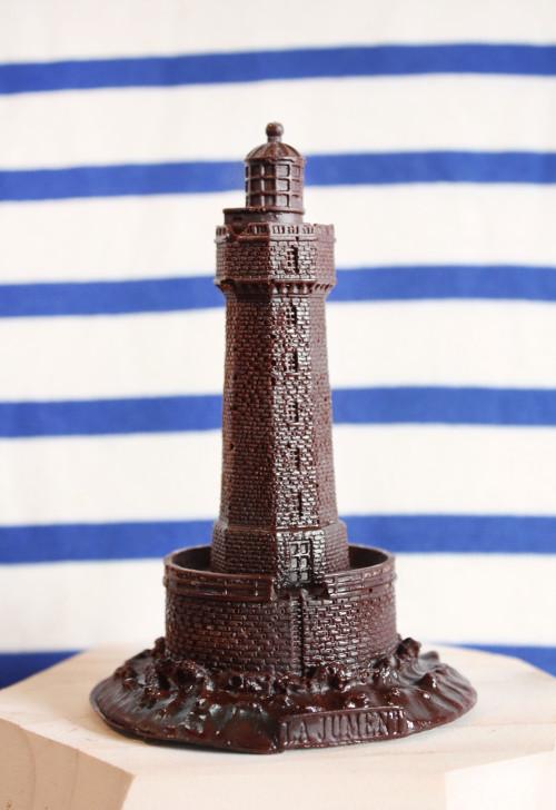 chocolatiers d'art et cie phare La Jument